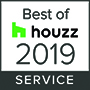 Award Best Of Houzz 2019 Service